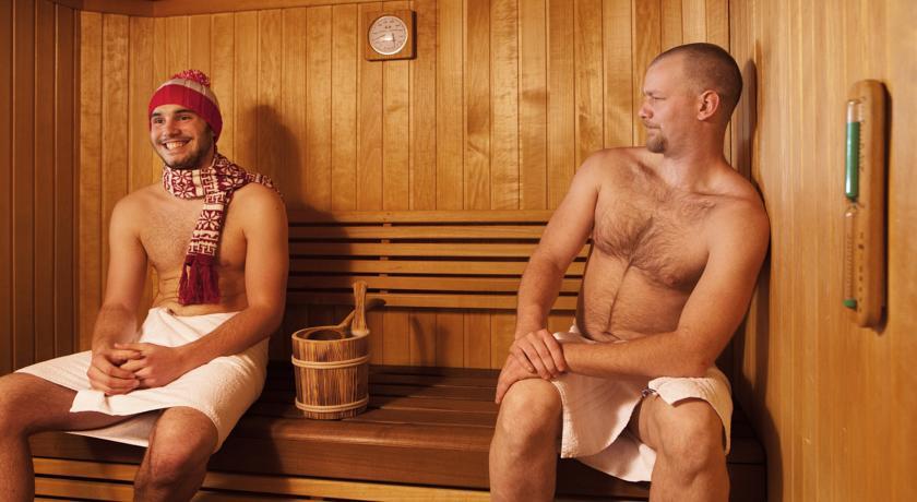 в бане с парнем фото