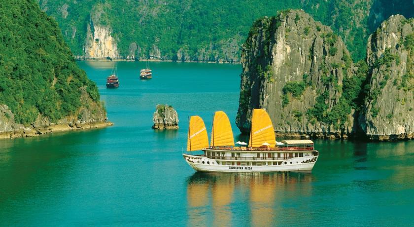 Indochina Sails Cruise