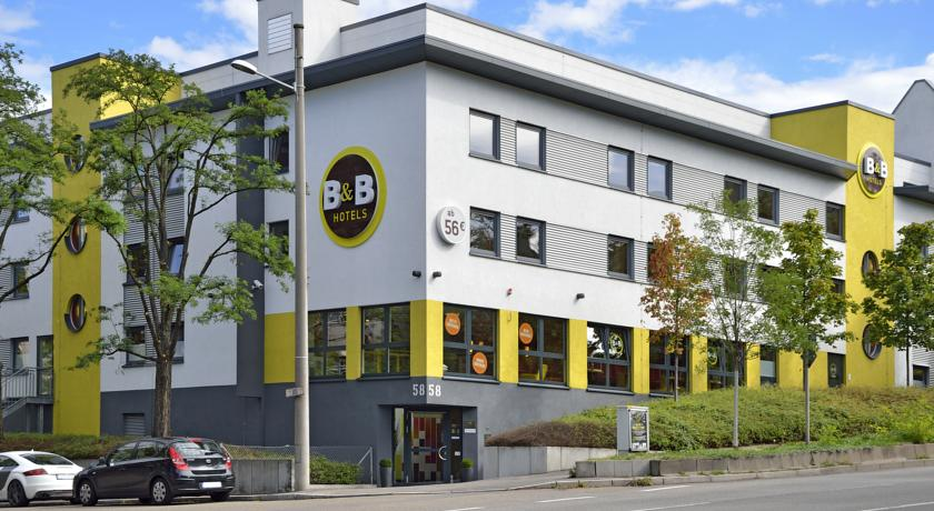 B&B Hotel Stuttgart-City