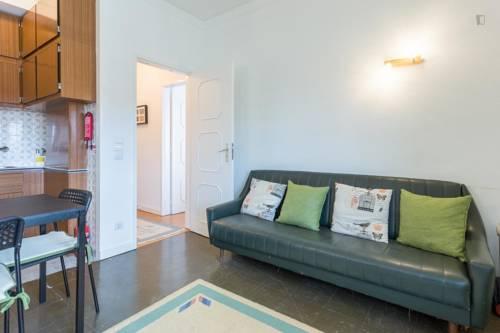 Alexandre Herculano Apartment