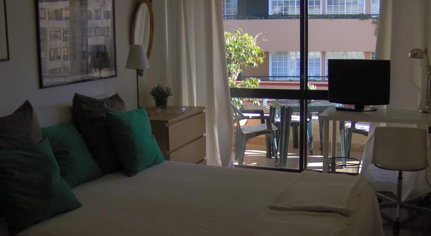 Bedroom Terrace Cascais